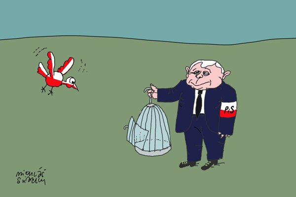 Keď Jaroslaw vtáčka chytá... (Sliacky)