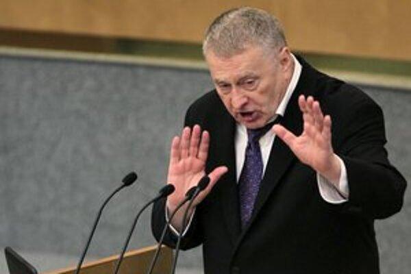 Rozviedol sa Vladimír Žirinovskij kvôli daniam?