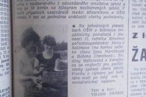 Prešovské noviny 1987