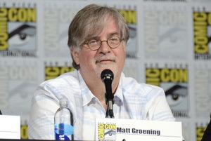 Matt Groening, tvorca Simpsonovcov, pripravuje nový seriál.