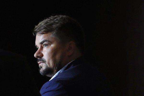 Český lobista Marek Dalík.