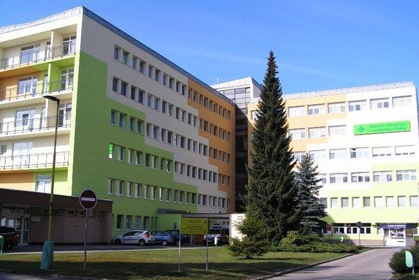 V Kysuckej nemocnici je toto leto v znamení viacerých úprav v prospech oddelení, predovšetkým však pacientov.