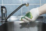 Hubka môže obsahovať nebezpečné baktérie.