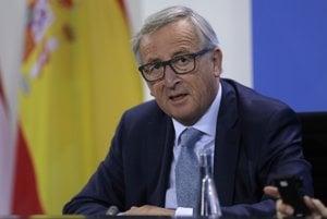 Predsedu Európskej komisie Jean Claude Juncker.