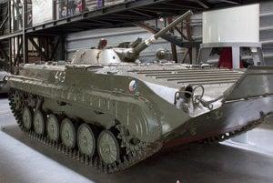 BVP-1 Československej ľudovej armády.