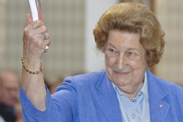 Bola prvou ženou na čele Rakúskej národnej banky.