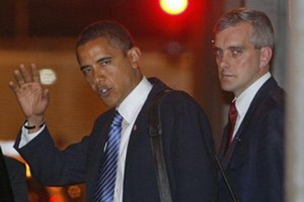 Obama a McDonough