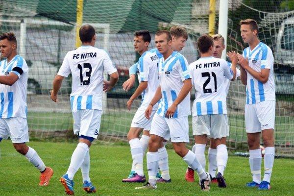 Dorastenci FC Nitra sa nedávno zúčastnili na veľkom turnaji Generali Cee Cup v Prahe.