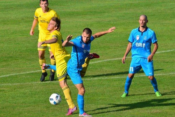 Futbalistom Šale sa vstup do sezóny nevydaril.