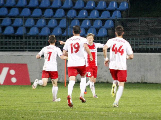 Peter Orávik strelil pred tromi rokmi v Nitre dva góly, FC ViOn vyhral 3:0.