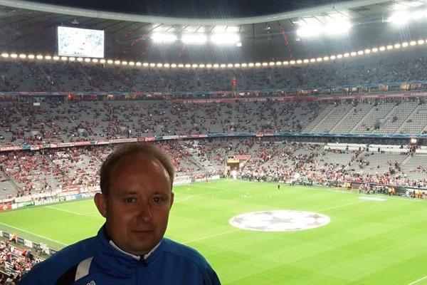 Manažér TJ Slovan Zemianske Kostoľany.