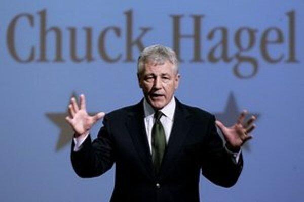 Hagel na snímke z roku 2007.