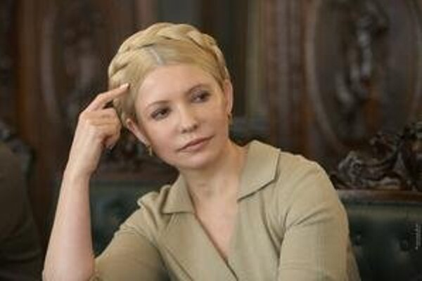 Julia Tymošenková.