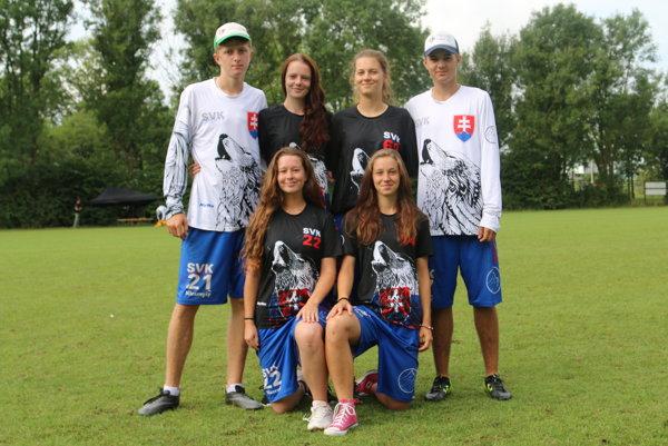 Hráči North Side Team-u reprezentovali na ME vHolandsku.