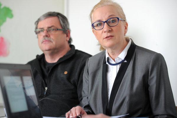 Zakladateľka zariadenia Čistý deň Zuzana Tománková Miková.