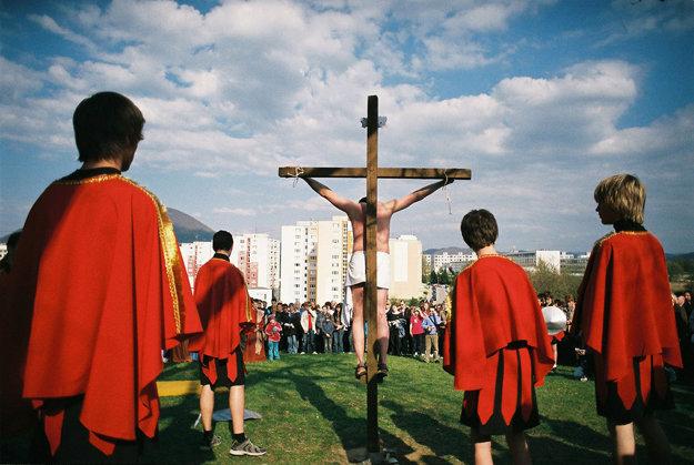 Fotografia, ktorú poslal do medzinárodnej súťaže na nete.