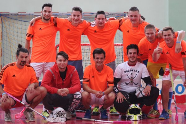 Oravské družstvo Pupkáči prehrali až vo finále.
