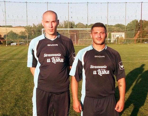 Góly Zbehov na pôde Bábu strelili Martin Kopec a Peter Botka.