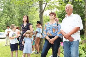 Manželia Meškovci z Vyšného Kubína vlastnia originál zemianskej kúrie, ktorej kópia stojí v oravskom skanzene.