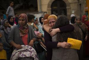 Moslimská komunita v meste Ripoll tiež smúti za obeťami útokov.