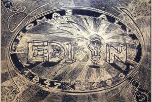 Emil Drličiak: Edison. 1992