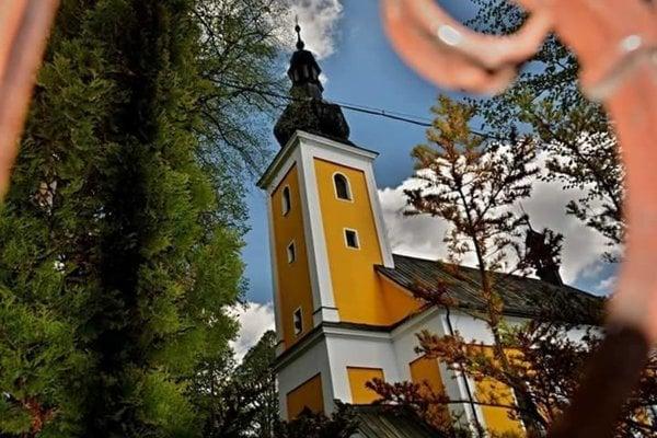 Sv. Bartolomejovi je zasvätený čadčiansky kostol.