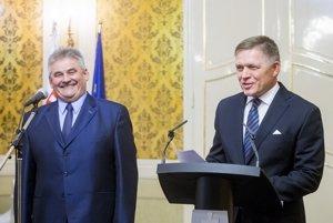 Minister Richter je ťažšia váha, ako bol Plavčan.