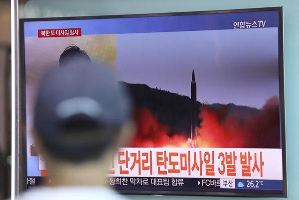 Čína chce zatlačiť na Severnú Kóreu, obmedzí dodávky ropy