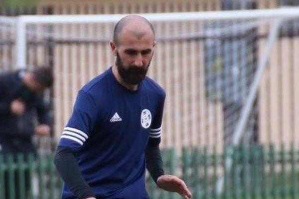 Útočník KFC Vahagn Militosjan zaznamenal v zápase proti Bardejovu hetrik.