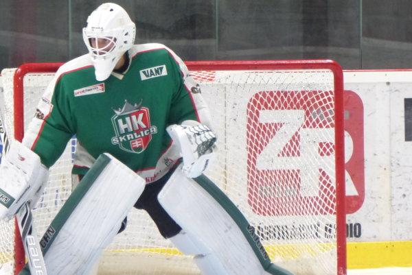 Roman Petrík vychytal čisté konto proti HC Bratislava.