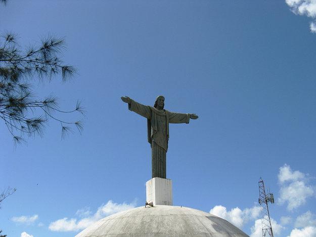 Pamätník Christo Redentor, Puerto Plata.