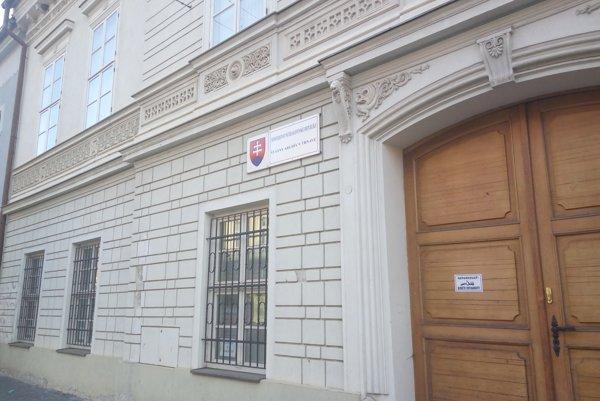 Štátny archív v Trnave.