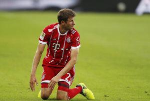 Bayern prehral v Hoffenheime, klesne na 5. priečku.