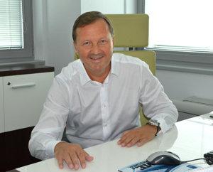 Generálny riaditeľ. František Sabol.