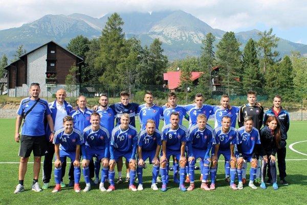 Výber ZsFZ triumfoval na turnaji v Tatranskej Lomnici.
