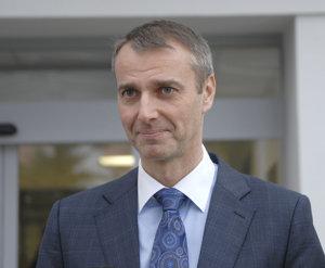 Primátor Košíc Richard Raši.
