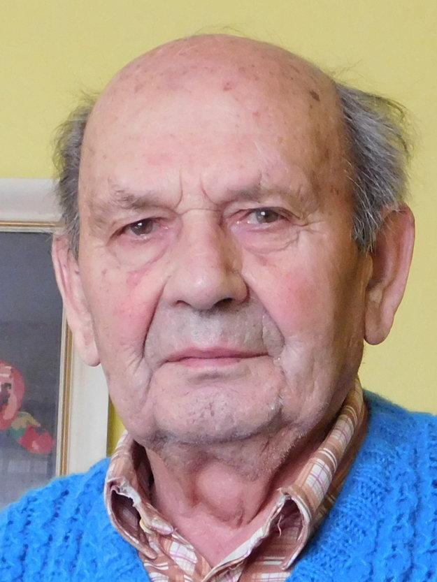 Pavol Bednár v roku 2016.