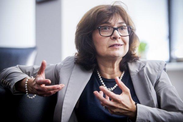 Protischránkový zákon presadila ministerka spravodlivosti Lucia Žitňanská.