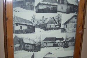Tieto turianske domy museli zbúrať pre výstavbu kanála.