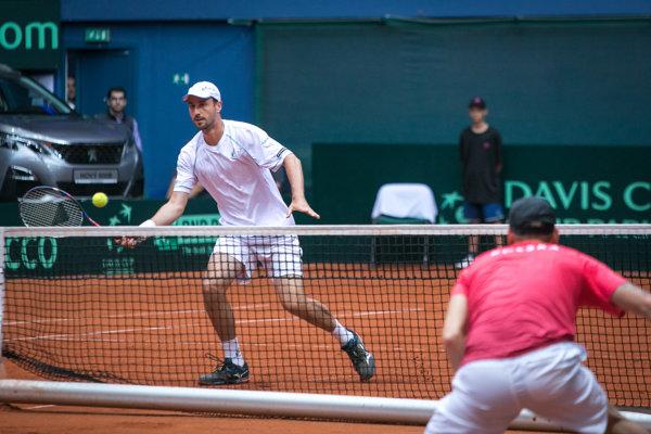 Igor Zelenay (vľavo) si zahrá vo finále v Šen-čene.