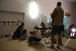 Mladí umelci zdivadelného súboru Dramaterra svojou zručnosťou zaujali divákov.