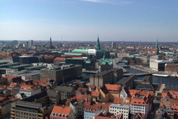 Útočníci si vyhliadli ciele v Kodani.