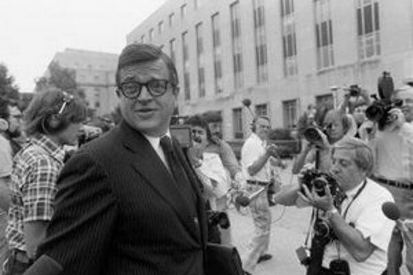Charles Colson na fotografii z roku 1974.