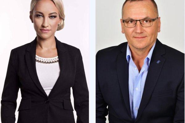 Petra Hajšelová a Igor Valko
