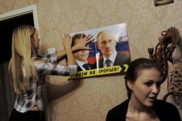 Rusko región Podnesterska podporuje, obyvateľom dáva aj ruské pasy.