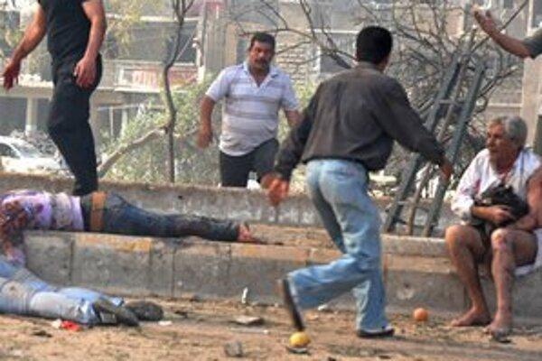 Zločiny v Líbyi konali aj víťazní povstalci.