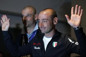 Talian Paolo Bettini.