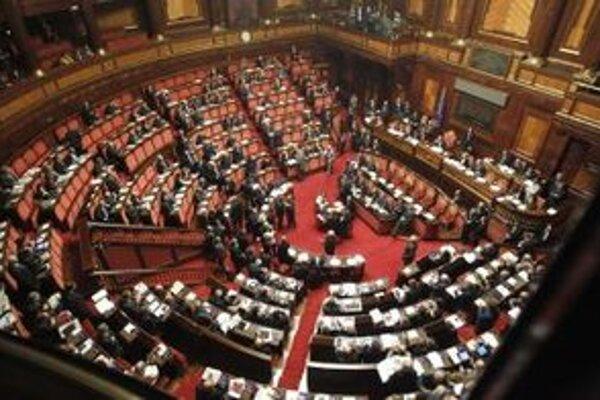 Taliansky parlament je plný právnikov.