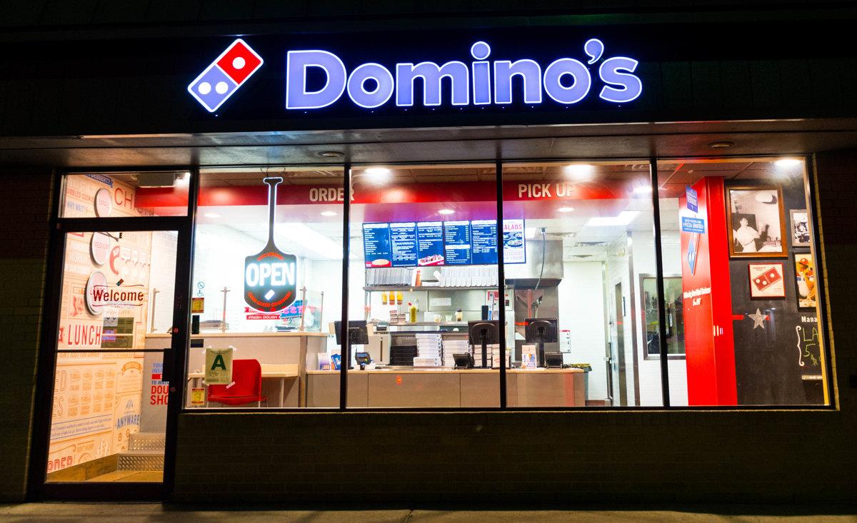 dominos pizza bratislava