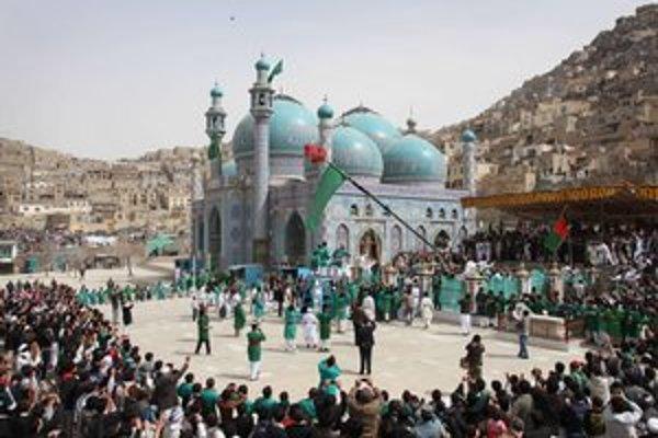 Perzský Nový rok oslavujú aj v Afganistane.